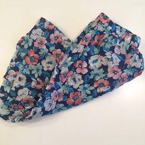 Hollister Floral Skirt